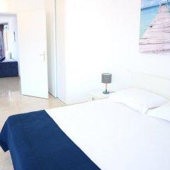 Отель Cannes Marina Golf Франция, Мандельё-ла-Напуль - отзывы, цены и фото номеров - забронировать отель Cannes Marina Golf онлайн комната для гостей фото 2