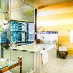 Отель Pinnacle Hotel Harbourfront Канада, Ванкувер - отзывы, цены и фото номеров - забронировать отель Pinnacle Hotel Harbourfront онлайн спа фото 2