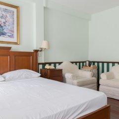 Sloane Court Hotel комната для гостей