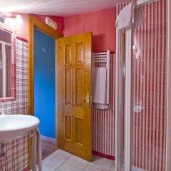 Отель Posada de Villacarriedo ванная