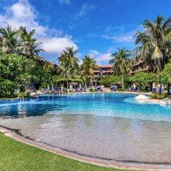 Отель Nikko Bali Benoa Beach Индонезия, Бали - отзывы, цены и фото номеров - забронировать отель Nikko Bali Benoa Beach онлайн бассейн фото 2