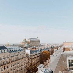 Отель Millennium Hotel Paris Opera Франция, Париж - 10 отзывов об отеле, цены и фото номеров - забронировать отель Millennium Hotel Paris Opera онлайн балкон