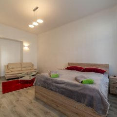 Отель Apartmany LETNA u SPARTY Прага комната для гостей фото 4