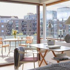 Отель Charlottehaven Копенгаген фото 2