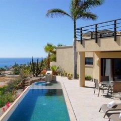 Отель Villa Cielo Мексика, Сан-Хосе-дель-Кабо - отзывы, цены и фото номеров - забронировать отель Villa Cielo онлайн бассейн фото 2