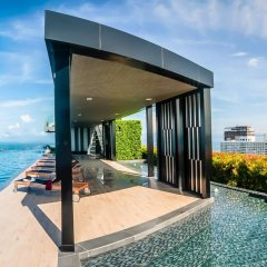 Отель Central Pattaya Residence (At The Base Condo) Паттайя бассейн