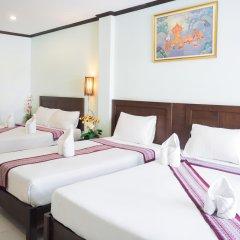 Отель Moon Inn Guesthouse Patong 3* Стандартный номер