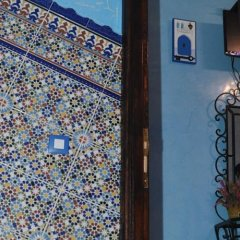 Отель Riad Dar Mesouda Марокко, Танжер - отзывы, цены и фото номеров - забронировать отель Riad Dar Mesouda онлайн интерьер отеля фото 3