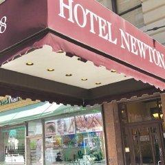Отель Newton Нью-Йорк банкомат