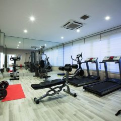 Blue Paradise Side Hotel - All Inclusive Сиде фитнесс-зал фото 2