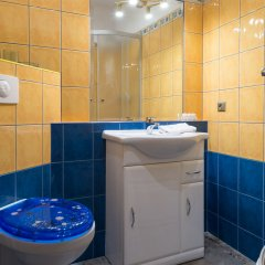 Отель Apartamenty Apartinfo Old Town Гданьск ванная фото 2