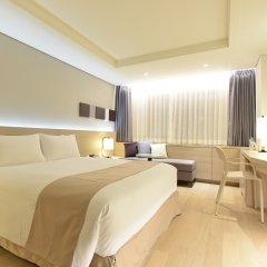 Pacific Hotel комната для гостей