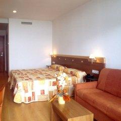 Отель Blaucel Испания, Бланес - 1 отзыв об отеле, цены и фото номеров - забронировать отель Blaucel онлайн комната для гостей