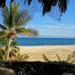 Отель Casa de la Playa Portobello пляж фото 2