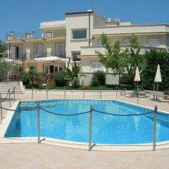Отель Villa Daphne Джардини Наксос бассейн фото 2