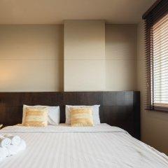 Отель The Tepp Serviced Apartment Таиланд, Бангкок - отзывы, цены и фото номеров - забронировать отель The Tepp Serviced Apartment онлайн комната для гостей фото 5