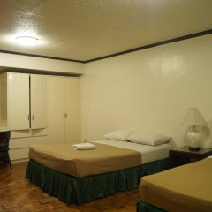 Отель El Rico Suites Филиппины, Макати - отзывы, цены и фото номеров - забронировать отель El Rico Suites онлайн комната для гостей фото 3