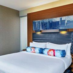 Отель Aloft Riyadh комната для гостей