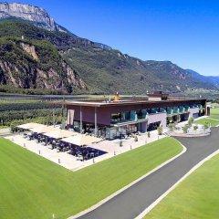 The Lodge Hotel - Golfclub Eppan Аппиано-сулла-Страда-дель-Вино спортивное сооружение
