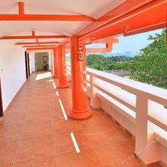 Отель Sea View Garden Hotel Xiamen Китай, Сямынь - отзывы, цены и фото номеров - забронировать отель Sea View Garden Hotel Xiamen онлайн балкон