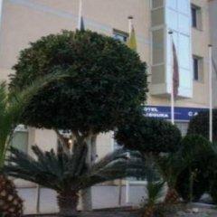 Hotel Villasegura Ориуэла вид на фасад
