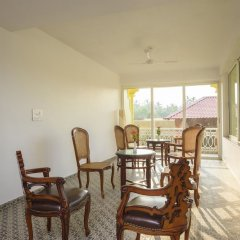 Praia Da Oura - Boutique Resort in Majorda, India from 61$, photos, reviews - zenhotels.com balcony