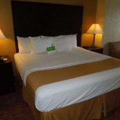 Отель La Quinta Inn & Suites Columbus West - Hilliard США, Колумбус - 1 отзыв об отеле, цены и фото номеров - забронировать отель La Quinta Inn & Suites Columbus West - Hilliard онлайн комната для гостей фото 4