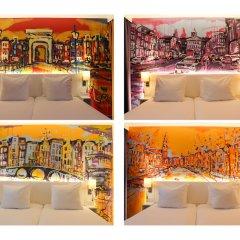 WestCord Art Hotel Amsterdam** развлечения