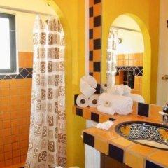 Отель Condo Oltroceano by Playa Paradise Мексика, Плая-дель-Кармен - отзывы, цены и фото номеров - забронировать отель Condo Oltroceano by Playa Paradise онлайн ванная