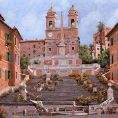 Отель Magister Италия, Рим - отзывы, цены и фото номеров - забронировать отель Magister онлайн фото 8