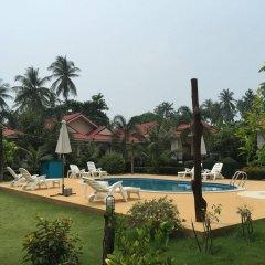 Отель Hana Lanta Resort Таиланд, Ланта - отзывы, цены и фото номеров - забронировать отель Hana Lanta Resort онлайн бассейн фото 3
