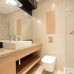 Апартаменты Dom & House - Apartments Sopocka Przystan Сопот ванная