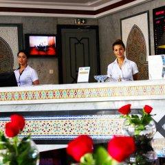Отель Grand Mogador SEA VIEW Марокко, Танжер - отзывы, цены и фото номеров - забронировать отель Grand Mogador SEA VIEW онлайн интерьер отеля