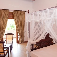Отель Chami Villa Bentota Шри-Ланка, Бентота - отзывы, цены и фото номеров - забронировать отель Chami Villa Bentota онлайн комната для гостей фото 2