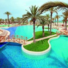 Отель Moevenpick Resort & Spa Sousse Сусс бассейн фото 2