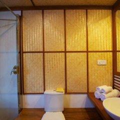 Отель Dedduwa Boat House Шри-Ланка, Бентота - отзывы, цены и фото номеров - забронировать отель Dedduwa Boat House онлайн ванная