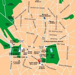 Отель Tryp Madrid Atocha Hotel Испания, Мадрид - 8 отзывов об отеле, цены и фото номеров - забронировать отель Tryp Madrid Atocha Hotel онлайн городской автобус