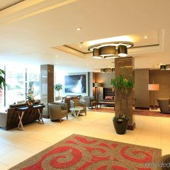 Отель Holiday Inn London - Kensington интерьер отеля