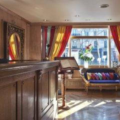 Отель Hôtel de la Motte Picquet Франция, Париж - отзывы, цены и фото номеров - забронировать отель Hôtel de la Motte Picquet онлайн интерьер отеля фото 2