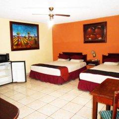 Отель Suites Los Jicaros комната для гостей фото 4