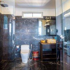 Отель Blue An Bang Villa ванная фото 2