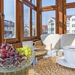 Отель Apartamenty Mój Sopot - Golden beach питание