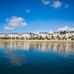 Отель Tuan Chau Marina Hotel Вьетнам, Халонг - отзывы, цены и фото номеров - забронировать отель Tuan Chau Marina Hotel онлайн пляж