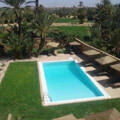 Отель Dar Chamaa Марокко, Уарзазат - отзывы, цены и фото номеров - забронировать отель Dar Chamaa онлайн бассейн