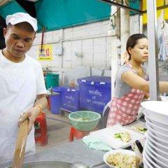 Отель Gems Park Бангкок бассейн
