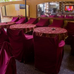 Deke Hotel and Suites Лагос питание