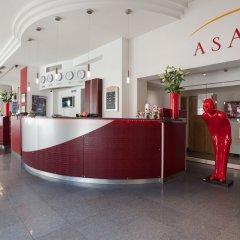 Hotel Asahi Дюссельдорф интерьер отеля фото 2