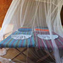 Отель Yakaduru Safari Village Yala комната для гостей