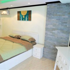 Отель Sleek 1 bed Condo Jomtien Паттайя спа