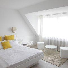 Отель Krone Германия, Мюнхен - 1 отзыв об отеле, цены и фото номеров - забронировать отель Krone онлайн комната для гостей фото 5